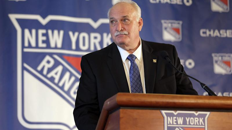 Rangers have work to do despite having top pick in NHL draft