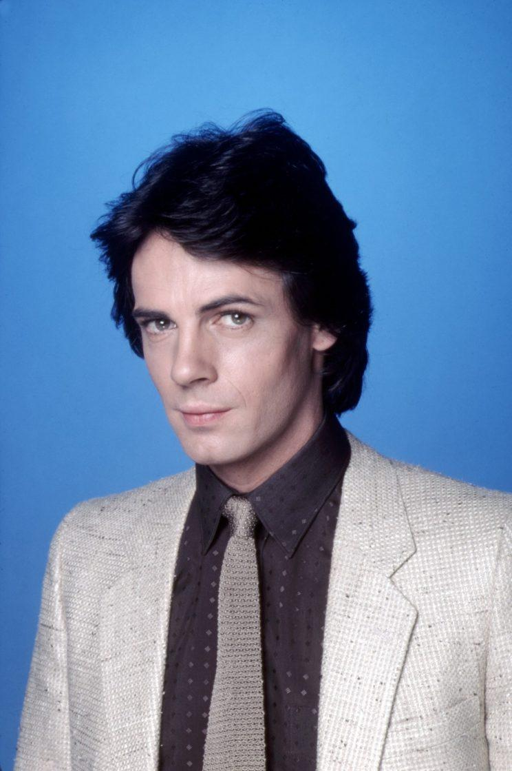 Rick Springfield from his 1981-1983 spell on General Hospital