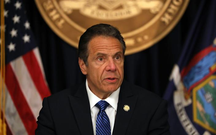 New York Governor Andrew Cuomo - Getty