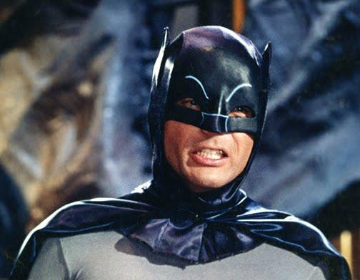 "Adam West – Holy camp factor, Batman! The 1960s television series set a campy precedent for Batman, one that would take decades for him to recover from. Between the goofy villains, the inexplicable dance numbers, hammy performances, and facepalm-inducing cliffhangers, the ""Batman"" TV series hasn't aged particularly well. But outside of the comics, West's Caped Crusader was the only Batman an entire generation would know. Don't you kids remember the Batusi?"