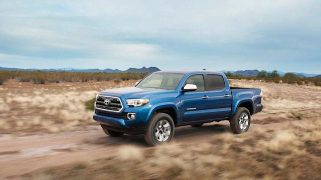 <p>The first of three Japanese pickup trucks that top this list is the Toyota Tacoma with a score of 2.5%, and seeing it place so high isn't a surprise. The Tacoma enjoys a well-earned reputation for reliability, which in turn helps keep its resale value high.</p>