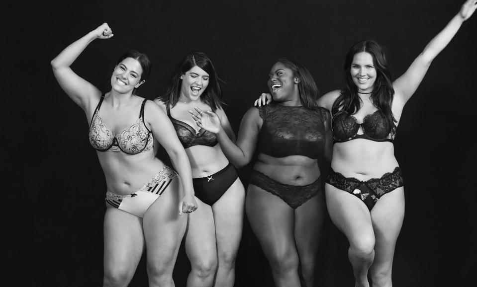 Lane Bryant released its latest commercial for the #ImNoAngel campaign. (Photo Courtesy of Lane Bryant)