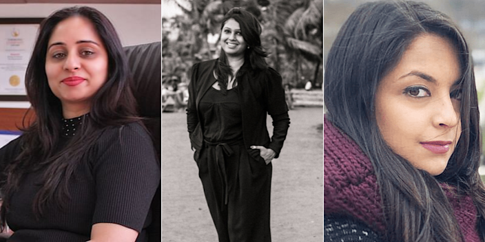 Successful women entrepreneurs who started small, with less than a lakh, but are now raking in revenue in crores.