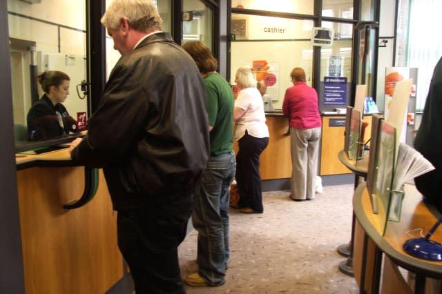 Are local bank branches a thing of the past?