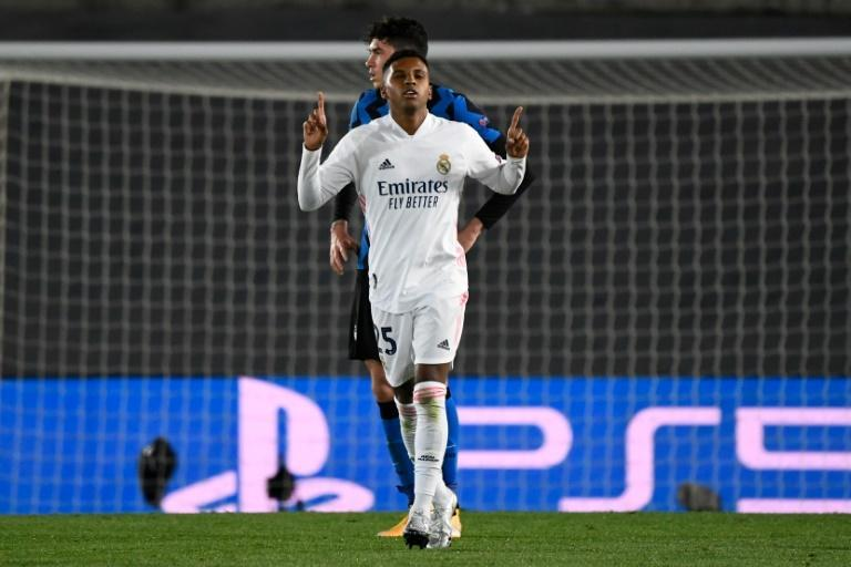 Brazilian forward Rodrygo came off the bench to get the decisive goal as Real Madrid beat Inter 3-2