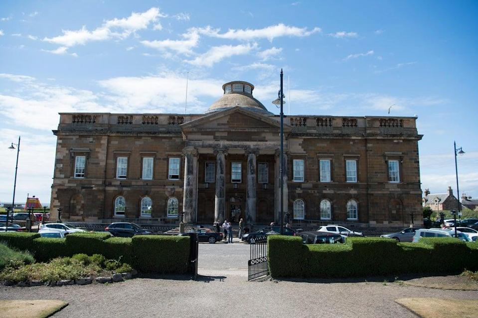 The firms admitted health and safety law breaches at Ayr Sheriff Court (John Linton/PA) (PA Archive)