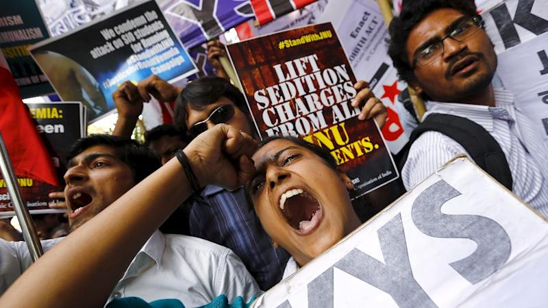 View: Dissent Isn't Sedition, But Incitement of Violence Is