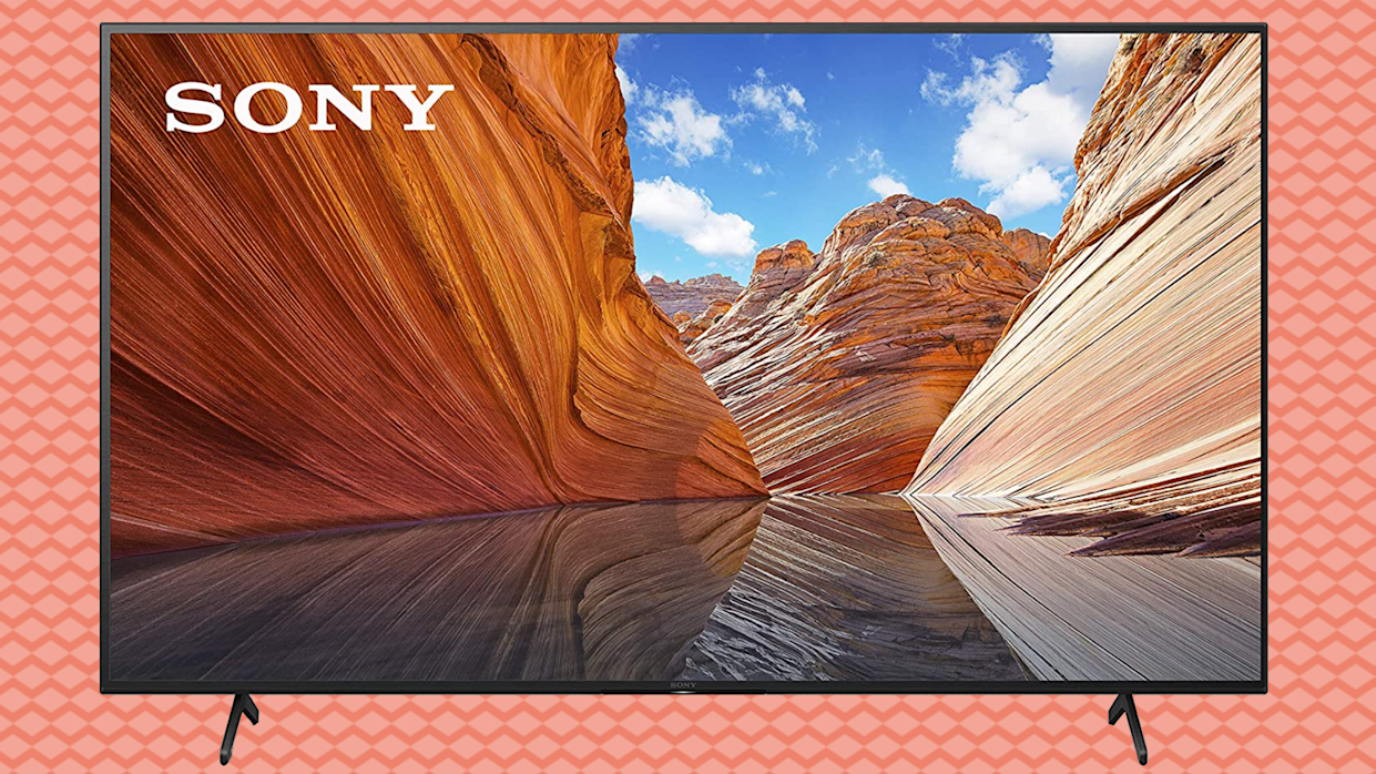 Improve the view: Sony's got the 4K TV of your dreams, at a fantastic July 4th discount. (Photo: Amazon)