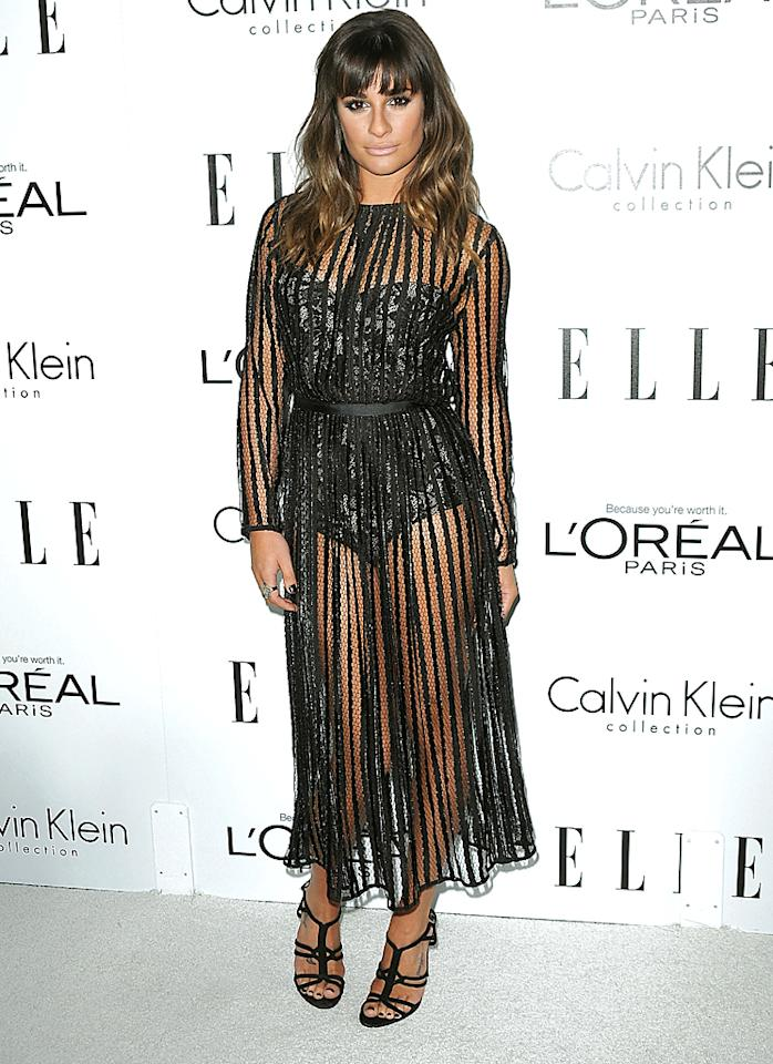 ELLE's 19th Annual Women In Hollywood Celebration.
