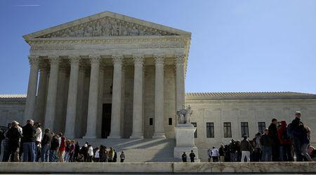 Union members protest Supreme Court case on nonunion fees