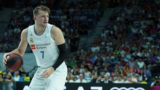 Miami Heat guard Goran Dragic played with NBA Draft prospect Luka Doncic on the Slovenian national team. He believes the 19-year old star has all of the tools to thrive in the NBA.