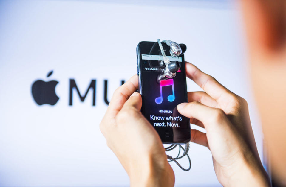 Apple Music has tapped just 5% of its market potential, says one analyst.