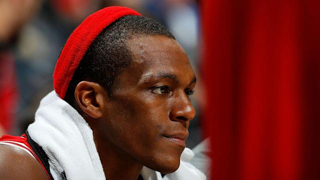 Rajon Rondo had undergone a revival in the past month, but a fractured thumb has ended his time in the playoffs, and possibly his time in Chicago, too.