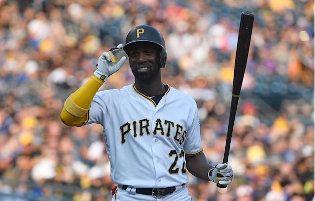 Andrew McCutchen is making a Hall of Fame push. (Photo by Justin Berl/Getty Images)