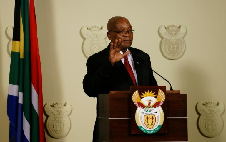 Accusations of graft dogged Zuma throughout his term in office and the charges have now been reinstated