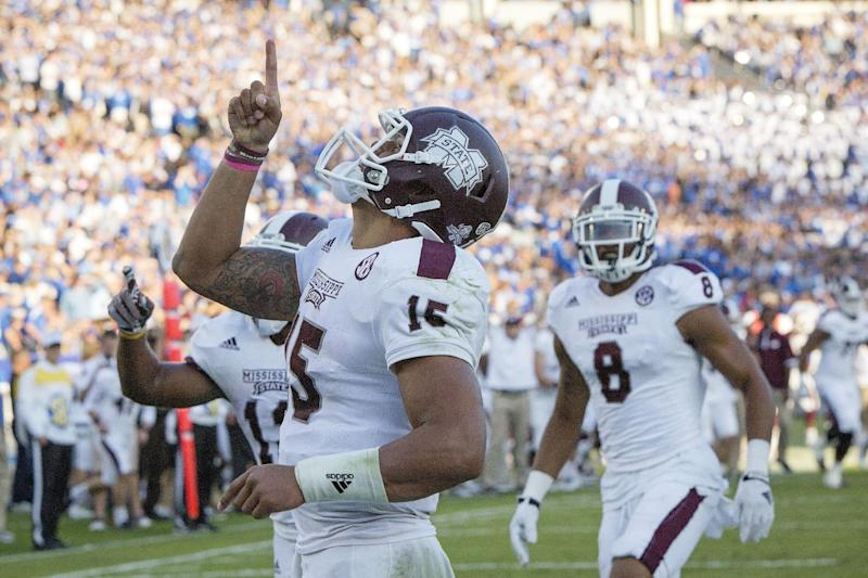 Mississippi State Florida State Top Playoff List