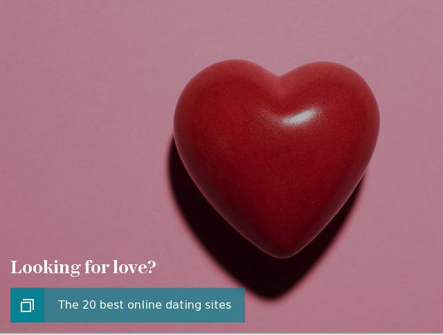The 20 best online dating sites
