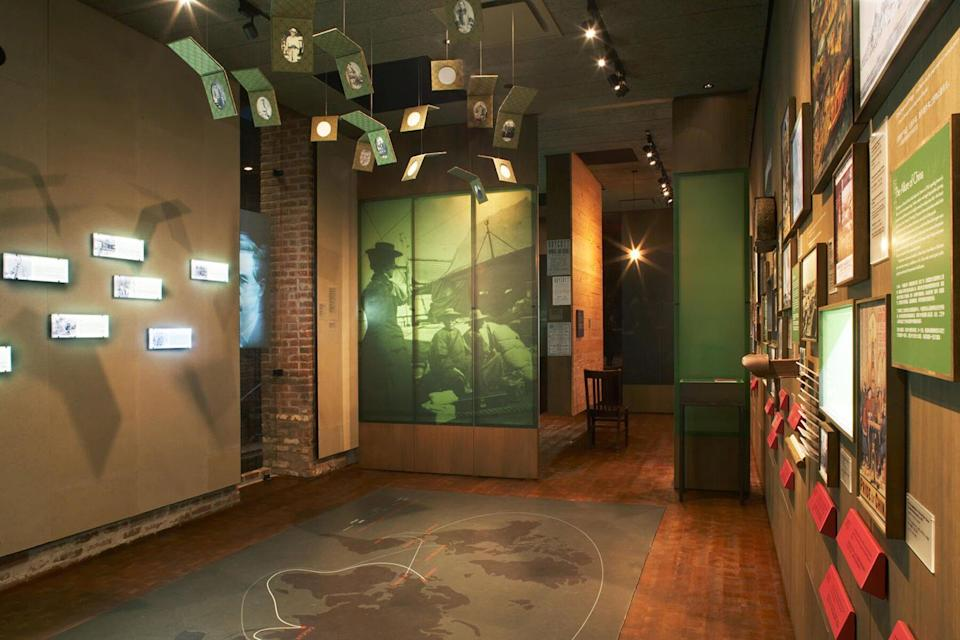 Exhibition at Museum of Chinese in America