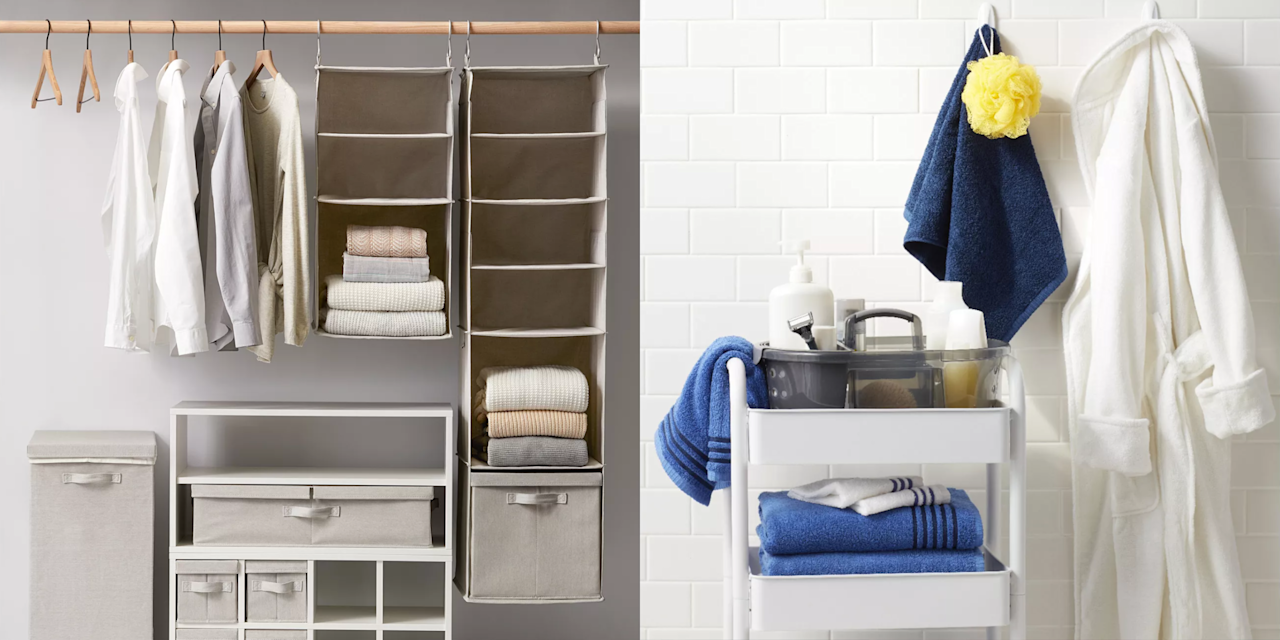 """<p><a href=""""https://www.housebeautiful.com/shopping/g26930057/target-home-collection-spring-2019/"""" target=""""_blank"""">Target</a> is likely already your go-to destination for home necessities (you know, with a side of things you don't need, but will end up buying anyway). And if you are a frequent Target shopper, you know that recently, they've been launching more and more of their own in-house brands. One of those brands is <a href=""""https://www.target.com/b/made-by-design/-/N-c12rr"""" target=""""_blank"""">Made By Design</a>, which is full of simple and sleek houseware basics and travel necessities (even luggage!).</p><p>What you might not know is that all of these products were designed based on real customer research—the most extensive guest research the brand has ever done, in fact—via surveys, interviews, focus groups at Target's Minneapolis headquarters, and by spending time with customers in their homes to learn about their needs and pain points.</p><p>Given the research that went into these products, it's no surprise to learn that many of these Made By Design products—especially in the storage and organizing department—have quickly become popular picks for Target shoppers, racking up rave reviews and high ratings. These 10 products are among the most popular and well-rated, so if you need to <a href=""""https://www.housebeautiful.com/lifestyle/organizing-tips/tips/g911/closet-organization-ideas/"""" target=""""_blank"""">up your organizing</a> game, you need to check these out. </p>"""