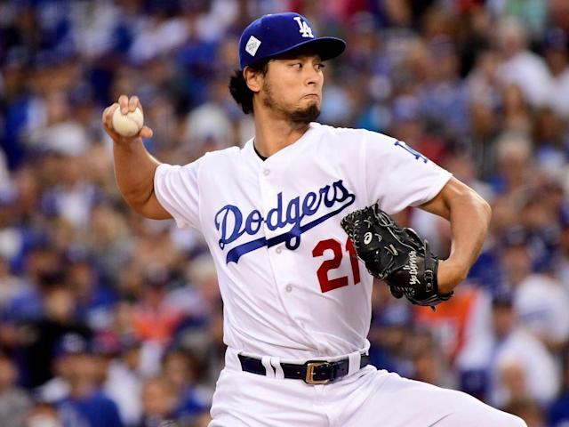 """<p>Yu Darvish's 2017 season ended in gruesome fashion. After two strong playoff starts for the Dodgers, the Astros battered him in Games 3 and 7 of the World Series, apparently because he was <a href=""""https://streamable.com/6elnl"""" rel=""""nofollow noopener"""" target=""""_blank"""" data-ylk=""""slk:tipping"""" class=""""link rapid-noclick-resp"""">tipping</a> <a href=""""http://www.businessinsider.com/yu-darvish-tipping-pitches-world-series-loss-2017-11"""" rel=""""nofollow noopener"""" target=""""_blank"""" data-ylk=""""slk:his"""" class=""""link rapid-noclick-resp"""">his</a> <a href=""""https://www.si.com/mlb/2017/12/11/winter-meetings-stanton-darvish-shohei-ohtani"""" rel=""""nofollow noopener"""" target=""""_blank"""" data-ylk=""""slk:pitches"""" class=""""link rapid-noclick-resp"""">pitches</a>. Nonetheless, the 31-year-old righty is arguably the top starting pitcher on the free agent market given <a href=""""https://www.si.com/mlb/2018/01/10/jake-arrieta-free-agency-value"""" rel=""""nofollow noopener"""" target=""""_blank"""" data-ylk=""""slk:Jake Arrieta's regression"""" class=""""link rapid-noclick-resp"""">Jake Arrieta's regression</a> from his Cy Young form and the questions over how the since-signed Shohei Otani's stateside career will unfold. <a href=""""https://sports.yahoo.com/yu-darvish-continues-reporting-free-agency-hints-mystery-team-045312047.html"""" data-ylk=""""slk:Reportedly"""" class=""""link rapid-noclick-resp"""">Reportedly</a>, Darvish has narrowed his list of potential destinations down to six teams. While nobody has reported any dollar figures or hard offers, his status makes him an obvious candidate for my What's He Really Worth series.</p><p>Before coming stateside, Darvish spent seven seasons pitching for the Nippon Ham Fighters of the Japanese Pacific League, debuting when he was just 18 years old, throwing his first 200-inning season at age 20, twice winning ERA titles and MVP awards and adding an <a href=""""https://en.wikipedia.org/wiki/Eiji_Sawamura_Award"""" rel=""""nofollow noopener"""" target=""""_blank"""" data-ylk=""""slk:Eiji Sawamura Award"""" class=""""link rapid-noclick-resp"""