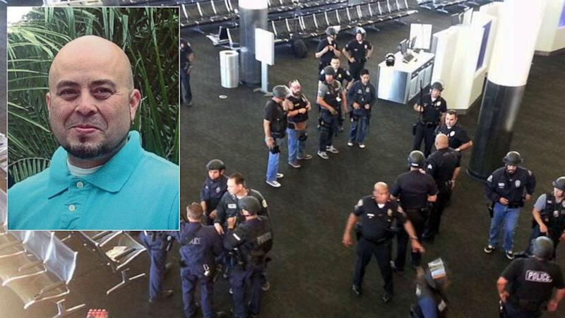 Murdered TSA Officer's Wife Says He Was a Loving Husband and Father