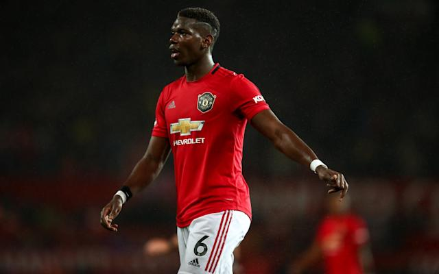 Pogba is still struggling with an ankle injury - Getty Images Europe