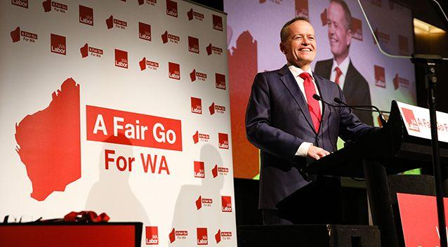 Labor leader Bill Shorten. Source: AAP