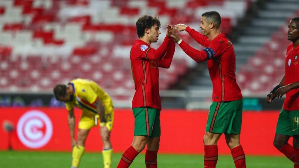 Portugal   Carlos Rodrigues/Getty Images