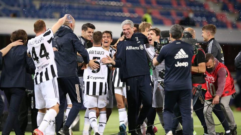 Juve | Jonathan Moscrop/Getty Images