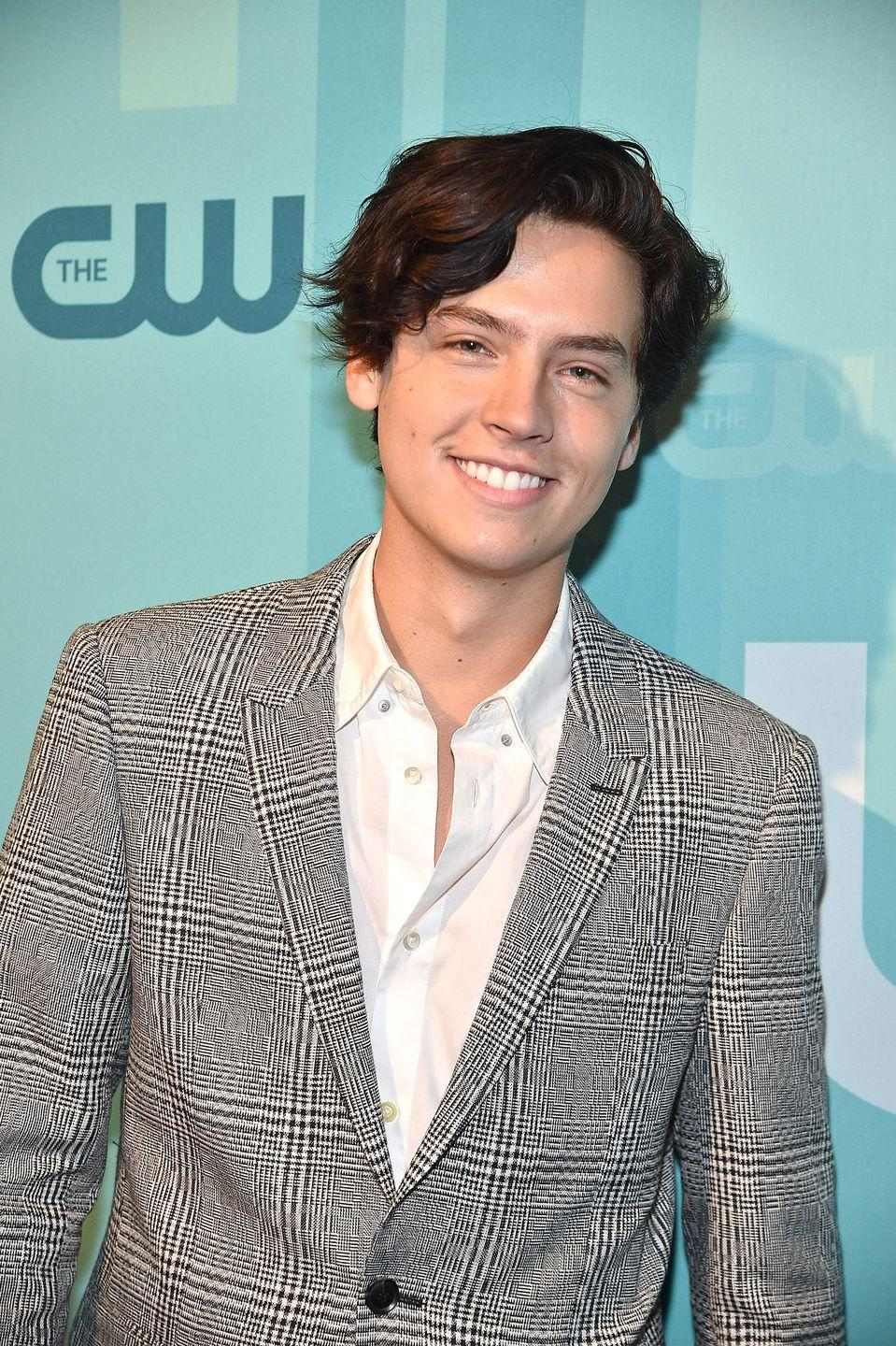 <p>After attending New York University, Sprouse made his return to the small screen in the CW's <em>Riverdale</em>. For the comic book-inspired character, Jughead Jones, Sprouse had to dye his hair dark brown. The actor has been rocking this look since 2017.</p>