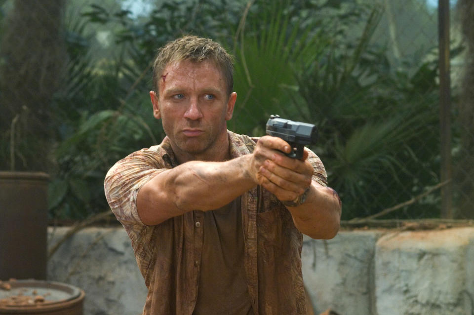Daniel Craig has reached his final Bond film. (MGM/EON/Sony Pictures/Jay Maidment)
