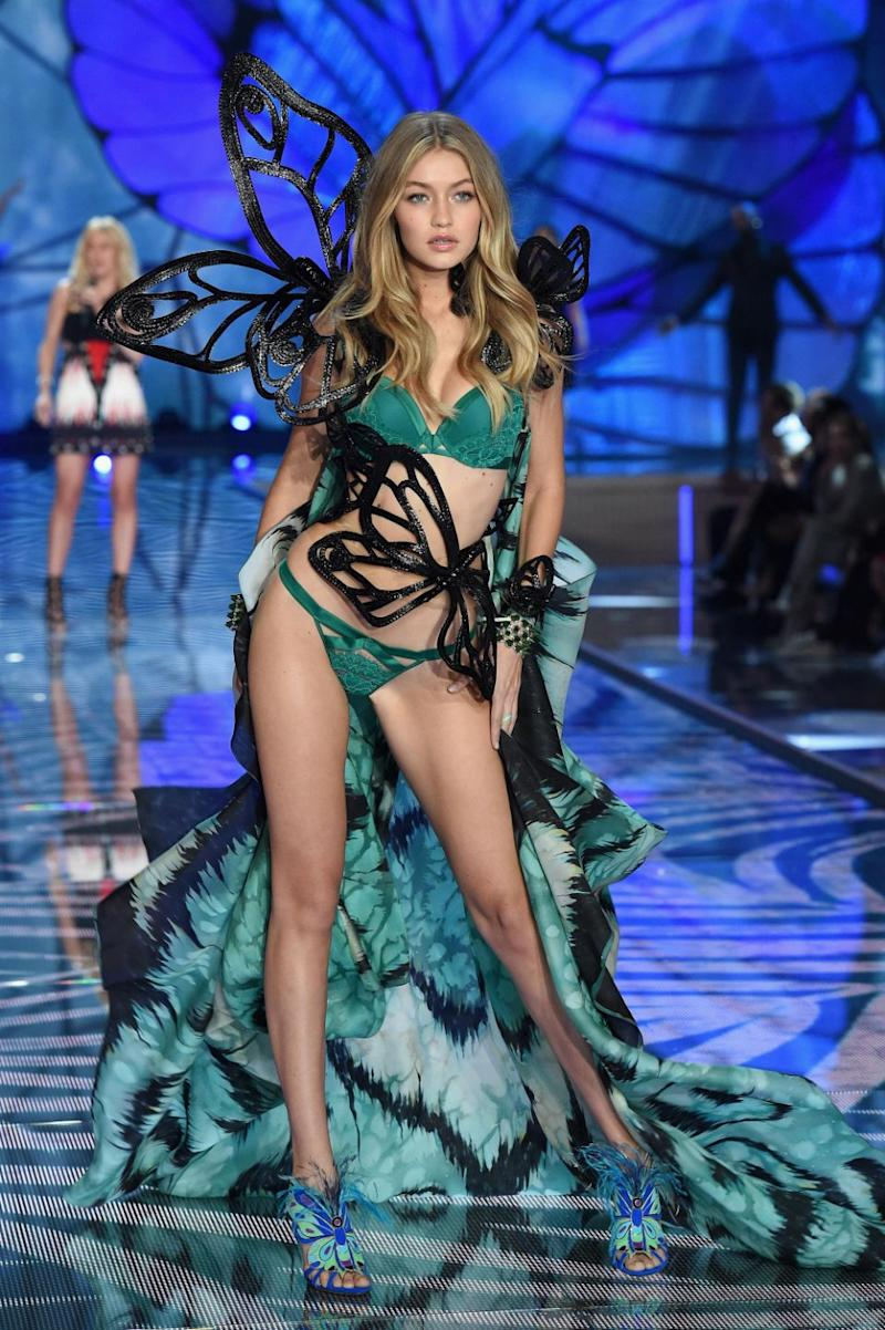 The supermodel was slammed earlier this year over a video her sister posted to social media. Photo: Getty Images