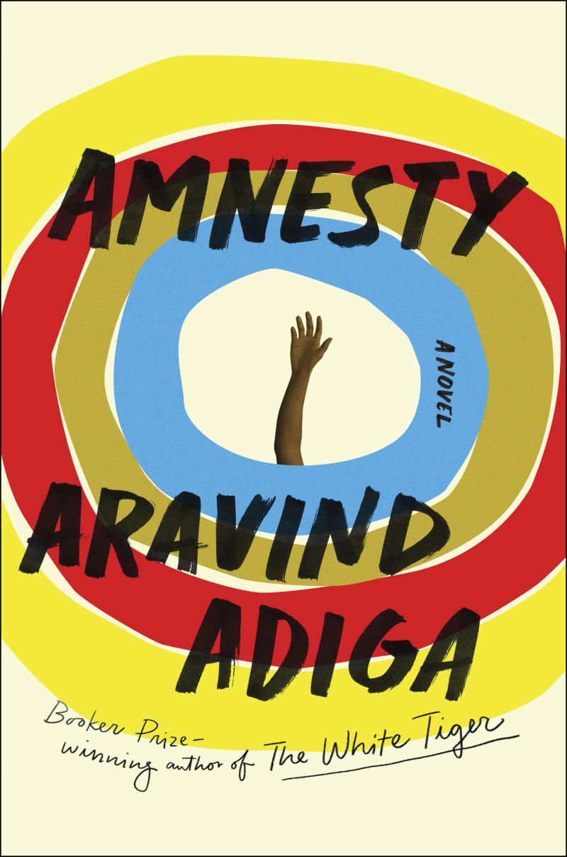 Book Review - Amnesty
