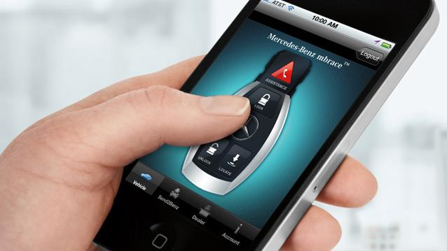 Apps can actually help with driving, from offering warnings of upcoming traffic jams to voice-controlled entertainment.