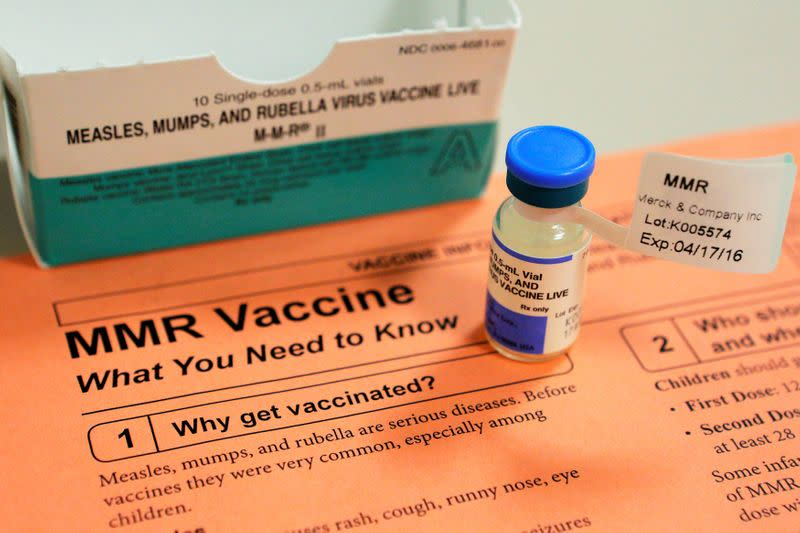 Pandemic-related vaccination drop raises concern about U.S. measles outbreak