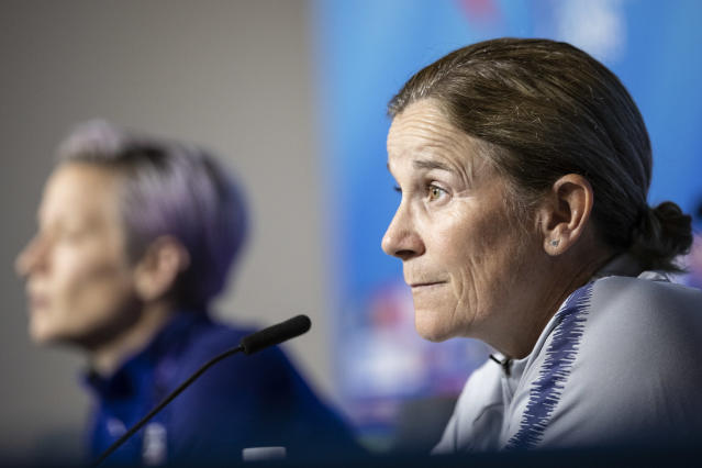 For the first time all World Cup, Jill Ellis and the USWNT will face a squad that's won a major title this century. (Getty)