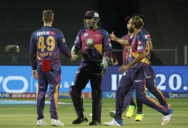 Steve Smith, MS Dhoni, Imran Tahir, RPS