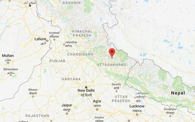 <p>Tremors were felt in several parts of northern India from a medium-intensity temblor in Uttarakhand's Rudraprayag district.</p>
