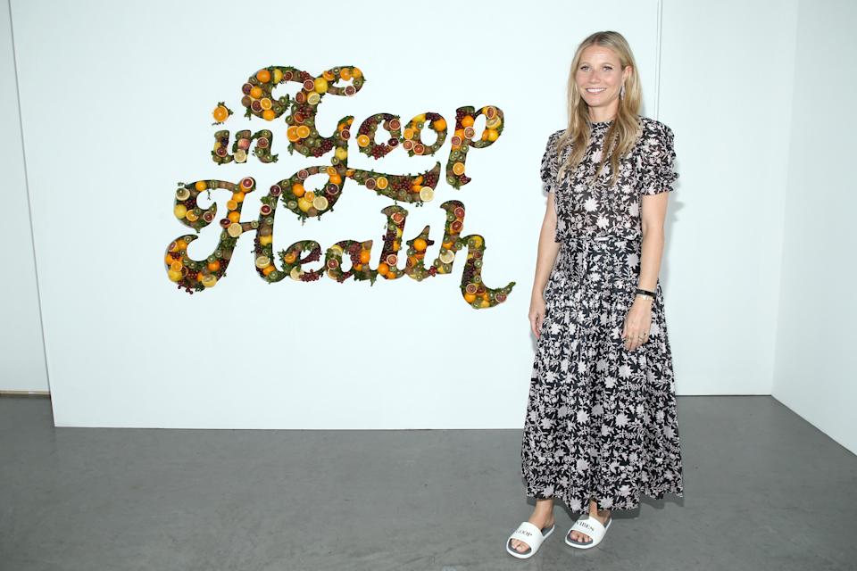 """Gwyneth Paltrow has admitted to being a """"seven days a week drinker."""" [Photo: Getty]"""