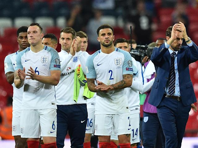 <p>England vs Slovakia player ratings: Marcus Rashford recovers on bad night for Alex Oxlade-Chamberlain </p>