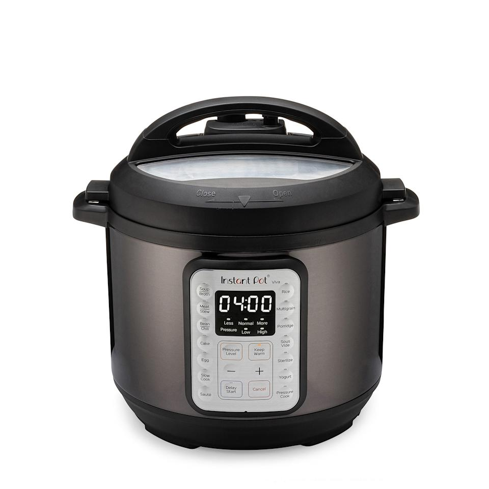 It's no mystery why so many people, all over the world, have become Instant Pot–heads: They're awesome! (Photo: Walmart)