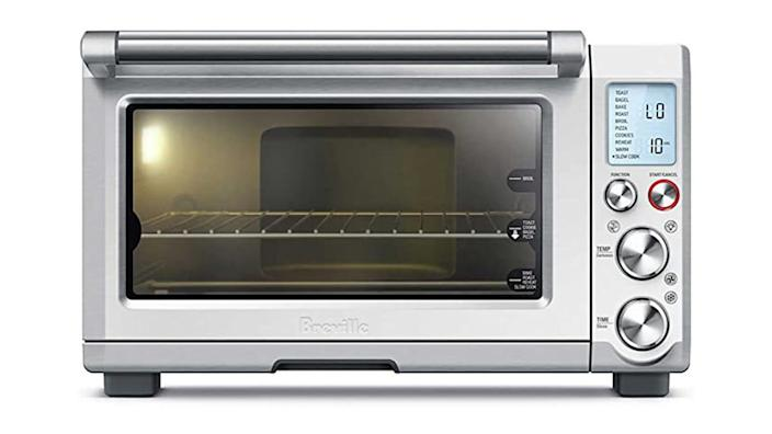 This smart oven can do it all.