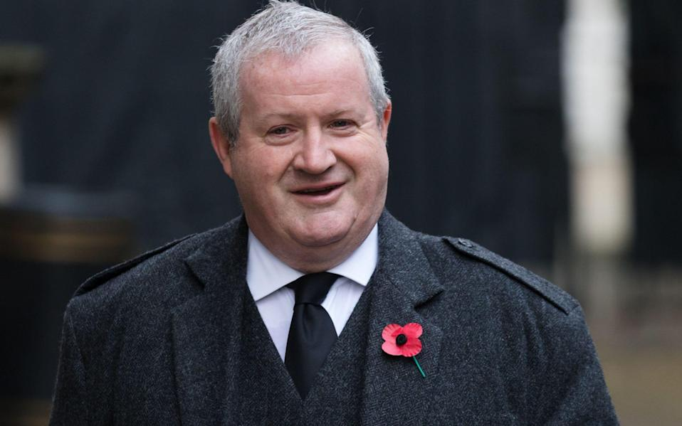 """Ian Blackford said a referendum """"must"""" take place in 2021 - Vickie Flores/Shutterstock"""