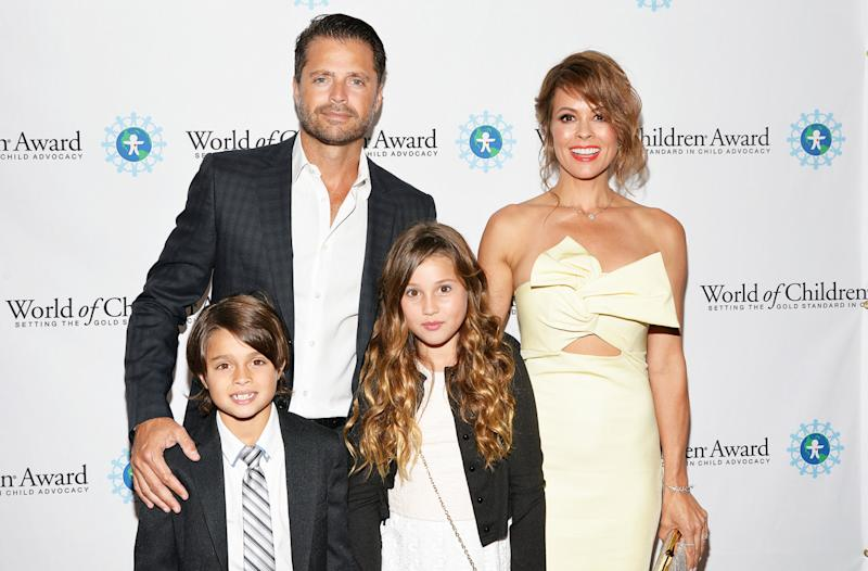 Who Is Brooke Burke Charvet Married To