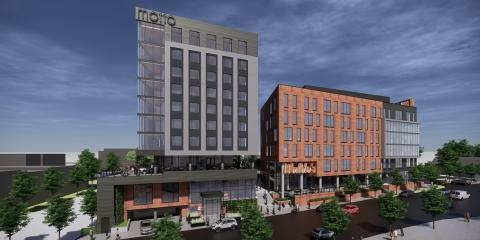 Motto by Hilton Breaks Ground in Atlanta's Old Fourth Ward; Announces Global Expansion with Six Hotel Signings