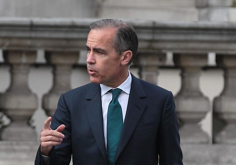 BoE Governor Mark Carney Proposes Global Cryptocurrency