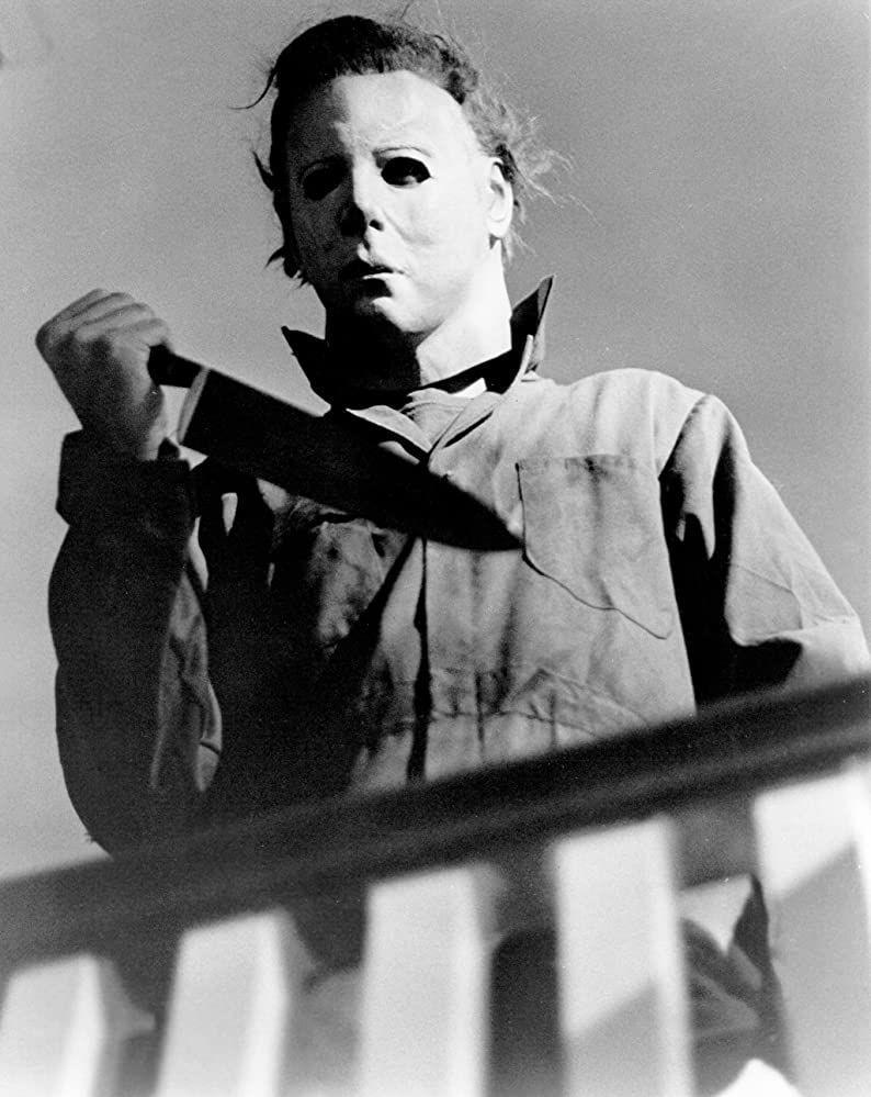 """<p>Given that this iconic film—featuring the love-to-hate slasher villain Michael Myers—shares a name with the year's spookiest holiday, is just about as classic as they come.</p><p><a class=""""link rapid-noclick-resp"""" href=""""https://www.amazon.com/Halloween-John-Carpenter/dp/B018A5RPYU?tag=syn-yahoo-20&ascsubtag=%5Bartid%7C10055.g.29579568%5Bsrc%7Cyahoo-us"""" rel=""""nofollow noopener"""" target=""""_blank"""" data-ylk=""""slk:WATCH NOW"""">WATCH NOW</a></p>"""