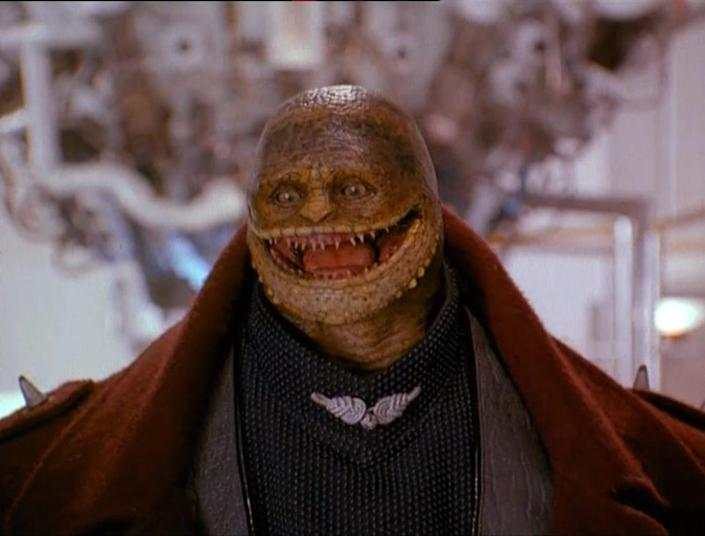 """A """"Goomba"""" from the 1993 film """"Super Mario Bros."""""""