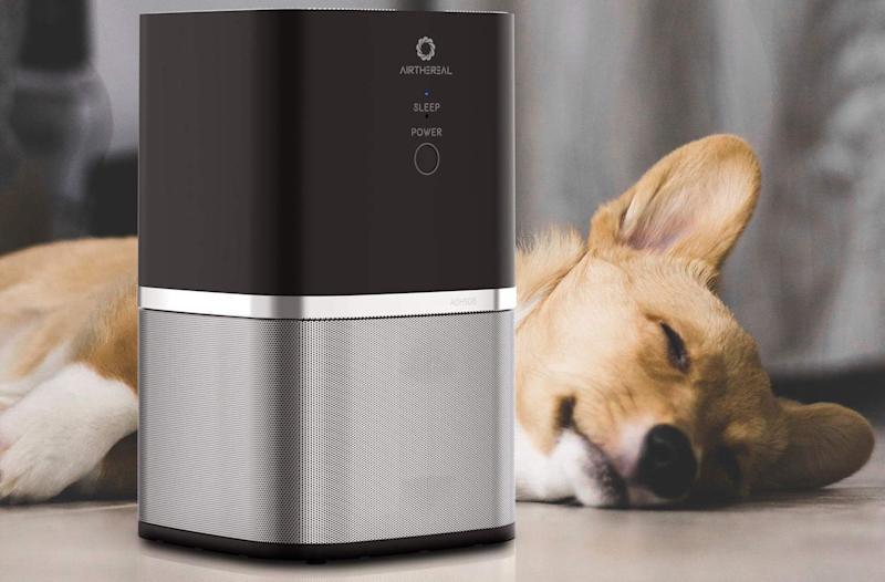 Airthereal's Day Dawning air purifier is as quiet as a whisper. (Photo: Amazon)