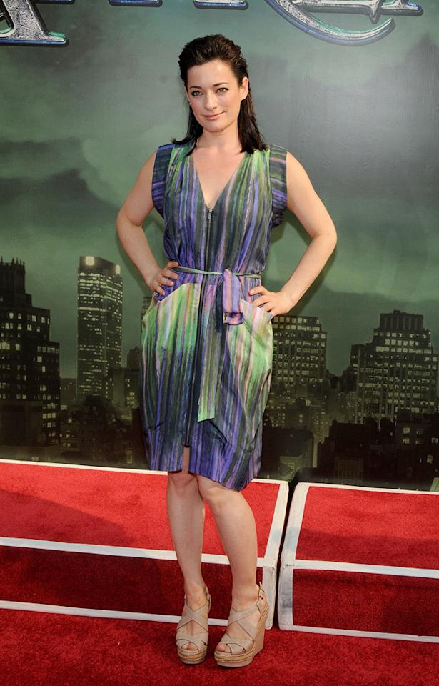 """<a href=""""http://movies.yahoo.com/movie/contributor/1808663342"""">Laura Michelle Kelly</a> at the New York City premiere of <a href=""""http://movies.yahoo.com/movie/1810073953/info"""">The Sorcerer's Apprentice</a> - 07/06/2010"""